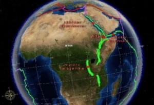 tektonika_afryka