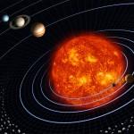 Ziemia obiega Słońce